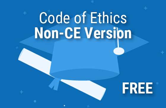 Code of Ethics NON-CE Version